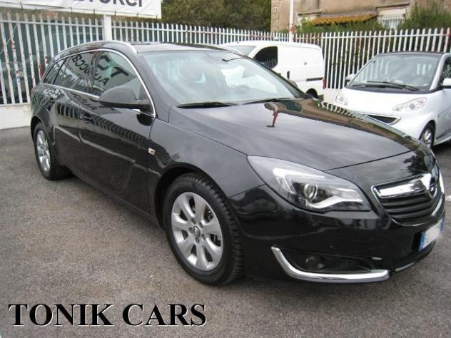 Schemi Elettrici Opel Insignia : Sold opel insignia sports tourer used cars for sale