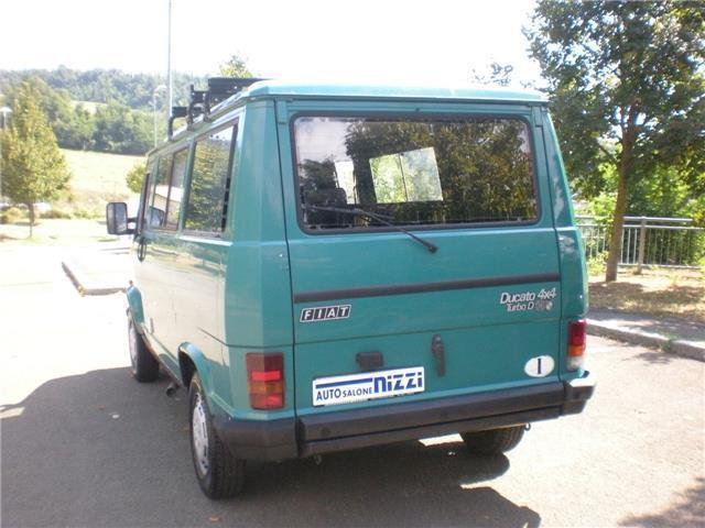 sold fiat ducato 4x4 turbo diesel used cars for sale autouncle. Black Bedroom Furniture Sets. Home Design Ideas