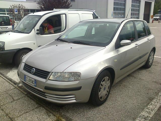 sold fiat stilo 1 9 jtd 5 porte ac used cars for sale autouncle. Black Bedroom Furniture Sets. Home Design Ideas