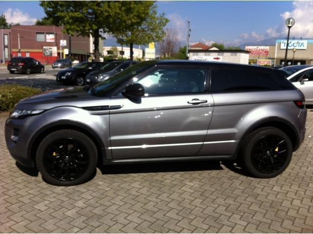 Sold land rover range rover evoque used cars for sale for Interni rivarolo