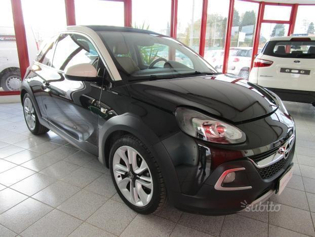 sold opel adam rocks 1 2 cabrio eu used cars for sale. Black Bedroom Furniture Sets. Home Design Ideas