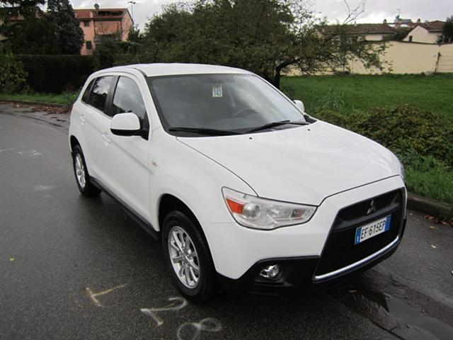 sold mitsubishi asx 16 invite 2wd used cars for sale autouncle. Black Bedroom Furniture Sets. Home Design Ideas