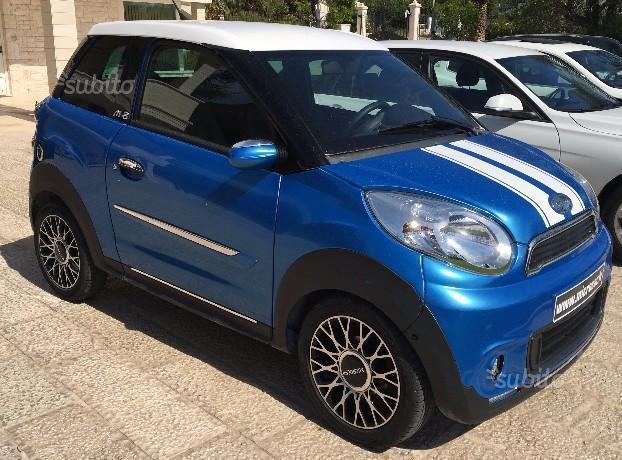 Venduto Microcar M8 Premium Family 12 Auto Usate In Vendita