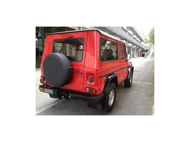 sold mercedes g300 300 gd corto 3 used cars for sale. Black Bedroom Furniture Sets. Home Design Ideas