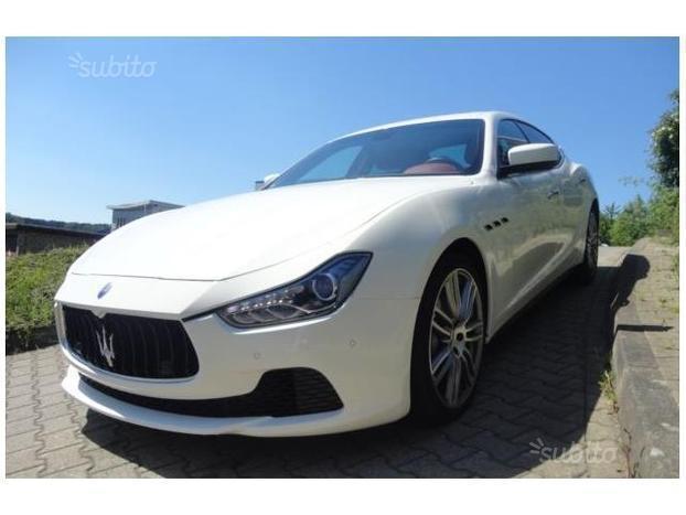 Ghibli – pra Maserati Ghibli usate – 466 auto in vendita