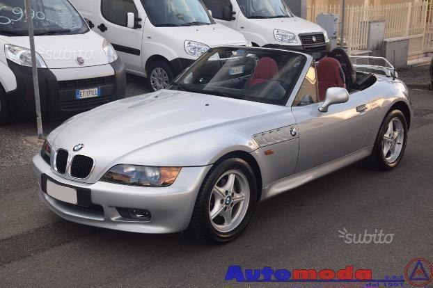 sold bmw z3 1 9 cabrio 140cv inte used cars for sale. Black Bedroom Furniture Sets. Home Design Ideas