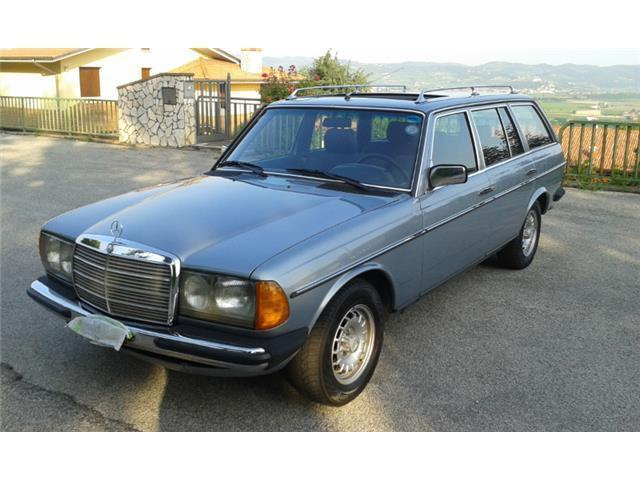 Sold Mercedes 200 T W123 Used Cars For Sale