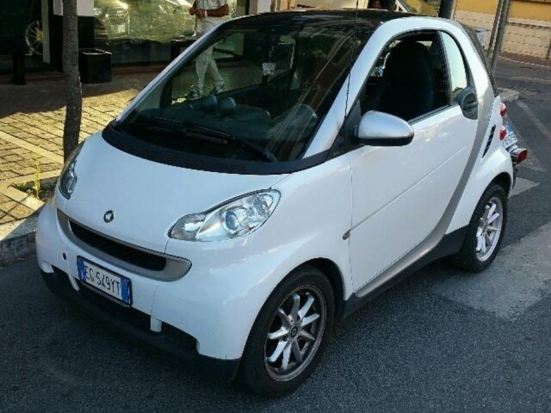 sold smart fortwo coup 800 cdi di used cars for sale autouncle. Black Bedroom Furniture Sets. Home Design Ideas