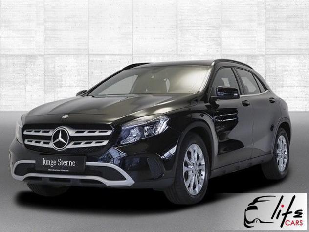 venduto mercedes gla200 d premium 201 auto usate in vendita. Black Bedroom Furniture Sets. Home Design Ideas