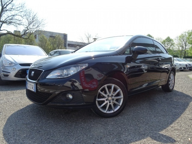 sold seat ibiza 1 6 tdi 105cv cr d used cars for sale autouncle. Black Bedroom Furniture Sets. Home Design Ideas