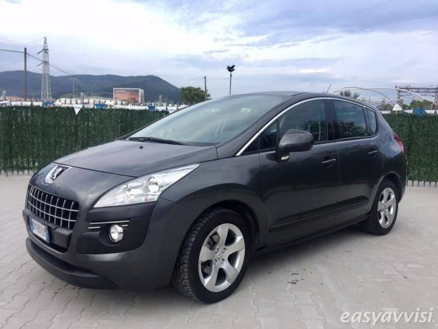 sold peugeot 3008 1 6 hdi 110cv fa used cars for sale autouncle. Black Bedroom Furniture Sets. Home Design Ideas