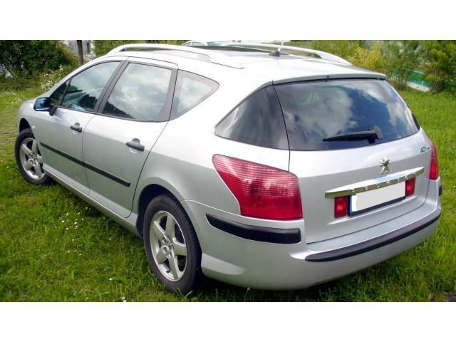 sold peugeot 407 1 6 hdi sw navteq used cars for sale autouncle. Black Bedroom Furniture Sets. Home Design Ideas