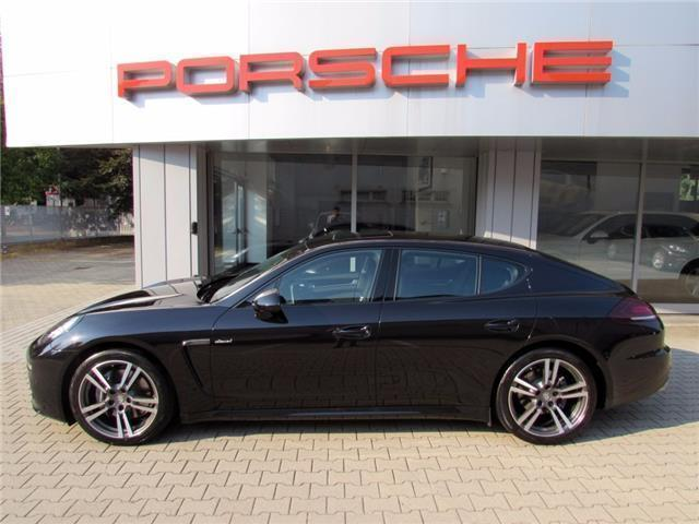 sold porsche panamera usata diesel used cars for sale autouncle. Black Bedroom Furniture Sets. Home Design Ideas