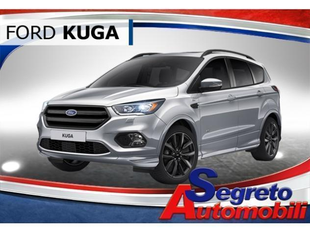 usato 2017 1 5 ecoboost 150cv 2wd ford kuga 2016 km 0 in cambiago. Black Bedroom Furniture Sets. Home Design Ideas