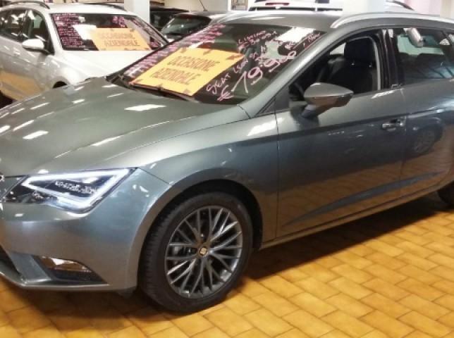 sold seat leon st 1.4 tgi dsg conn. - used cars for sale