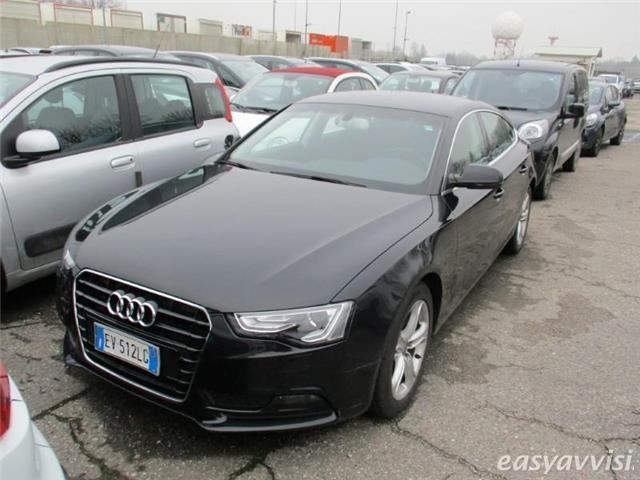 Audi a5 sportback usata veneto 8