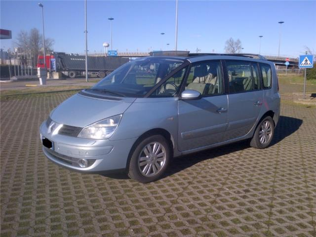 sold renault espace initiale paris used cars for sale. Black Bedroom Furniture Sets. Home Design Ideas