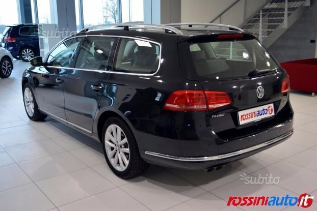 usato variant variant 2 0 tdi 140 cv dsg highline dpf automatica vw passat 2012 km in. Black Bedroom Furniture Sets. Home Design Ideas