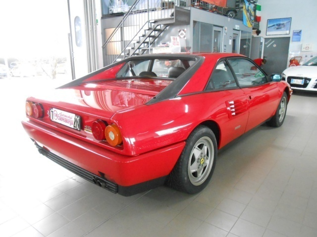 usato 3 4 t ferrari mondial 1989 km in moncalieri to. Black Bedroom Furniture Sets. Home Design Ideas