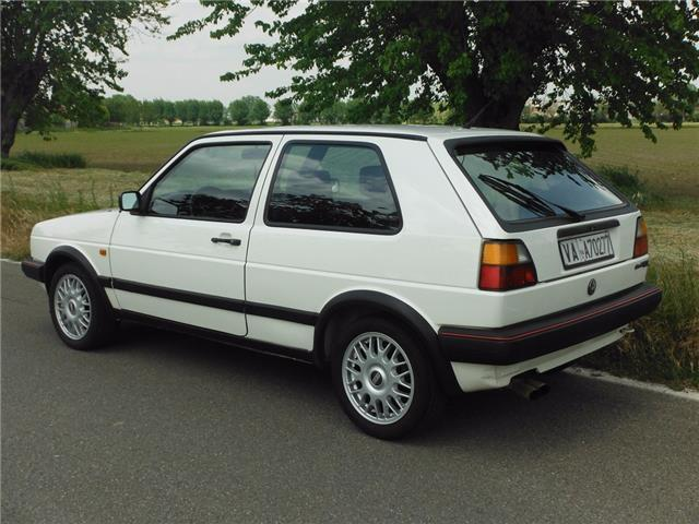 usato golf gtigti 1 8 vw golf ii 1989 km in parma. Black Bedroom Furniture Sets. Home Design Ideas