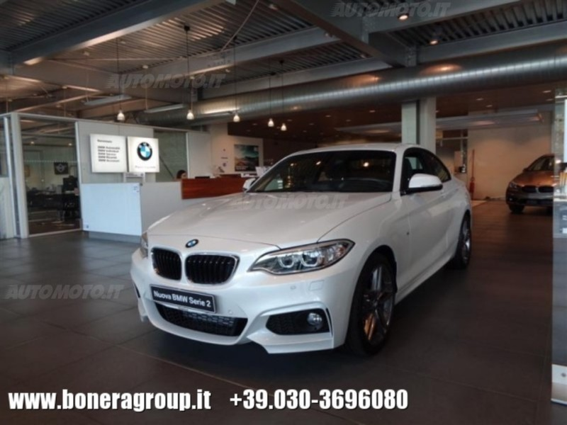sold bmw 220 serie 2 d xdrive coup. - used cars for sale