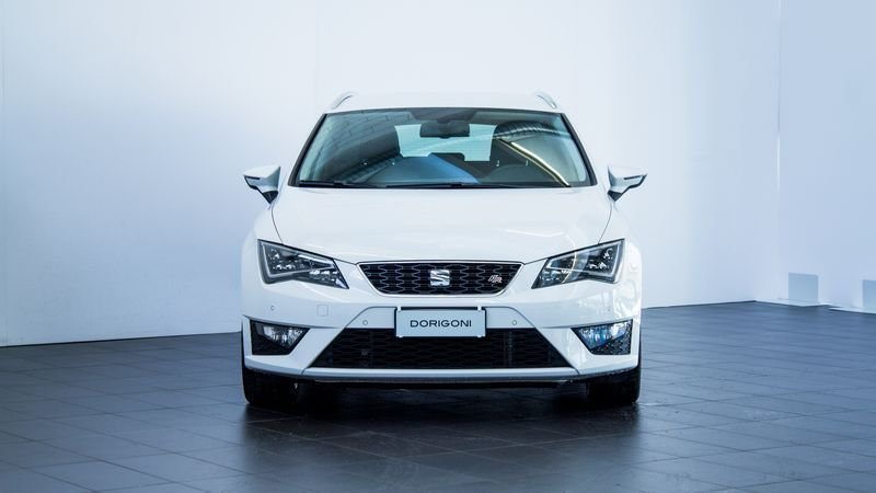 sold seat leon st 2 0 tdi 150 cv c used cars for sale autouncle. Black Bedroom Furniture Sets. Home Design Ideas