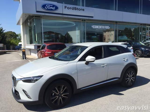 sold mazda cx-3 1.5l skyactiv-d ex. - used cars for sale - autouncle