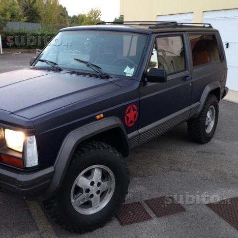 sold jeep cherokee xj 2 1 td used cars for sale autouncle. Black Bedroom Furniture Sets. Home Design Ideas