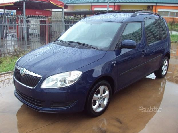 sold skoda roomster 1 6 tdi cr 90c used cars for sale autouncle. Black Bedroom Furniture Sets. Home Design Ideas