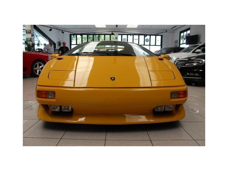Venduto Lamborghini Diablo Vt Aletton Auto Usate In Vendita