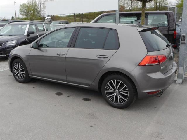 sold vw golf vii 1 4 tsi allstar used cars for sale autouncle. Black Bedroom Furniture Sets. Home Design Ideas