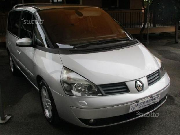 sold renault espace 2 2 16v dci in used cars for sale autouncle. Black Bedroom Furniture Sets. Home Design Ideas