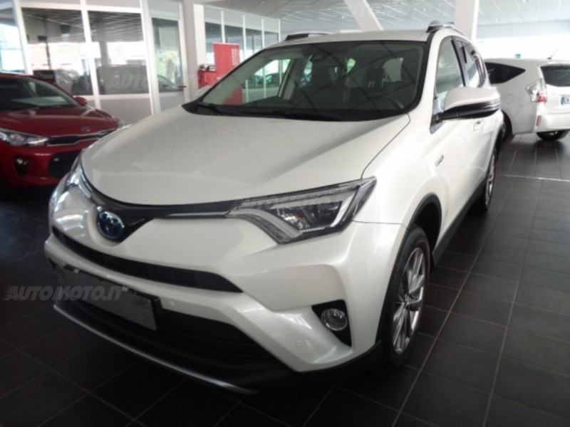 toyota rav4 hybrid usata 36 toyota rav4 hybrid in vendita. Black Bedroom Furniture Sets. Home Design Ideas