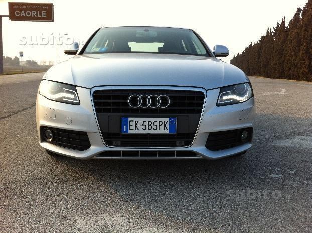 Venduto audi a4 berlina 2 7 tdi auto usate in vendita for Lunghezza audi a4 berlina