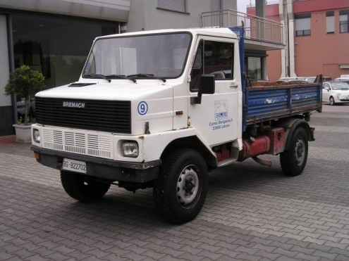 Sold iveco daily bremach 4x4 casso used cars for sale for Bremach 4x4 usato