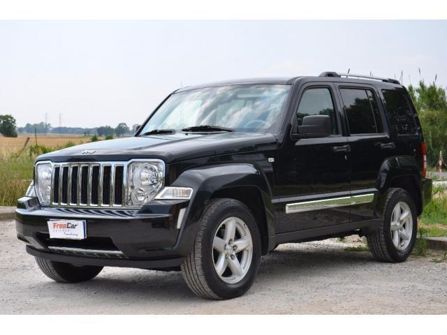 sold jeep cherokee 2 8 crd dpf lim used cars for sale. Black Bedroom Furniture Sets. Home Design Ideas