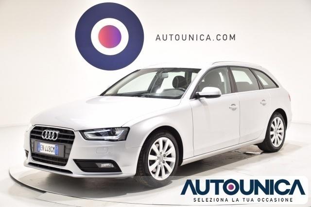 usata Audi A4 AVANT 2.0 TDI MULTITRONIC ADVANCED AUT NAVI XENON