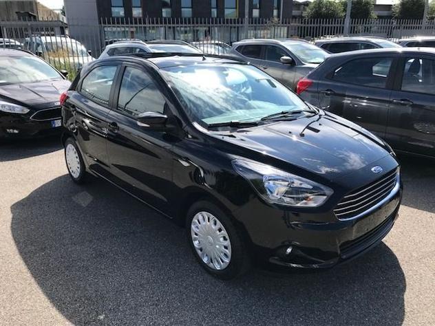Usata Ford Ka Plus   Ti Vct Km Zero Prezzo Reale