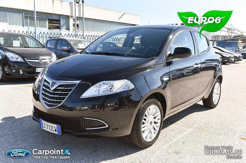 sold lancia ypsilon 1.2 8v gold 69. - used cars for sale - autouncle