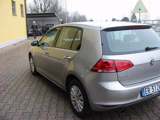 sold vw golf 1 2 tsi 105 cv 5p co used cars for sale. Black Bedroom Furniture Sets. Home Design Ideas