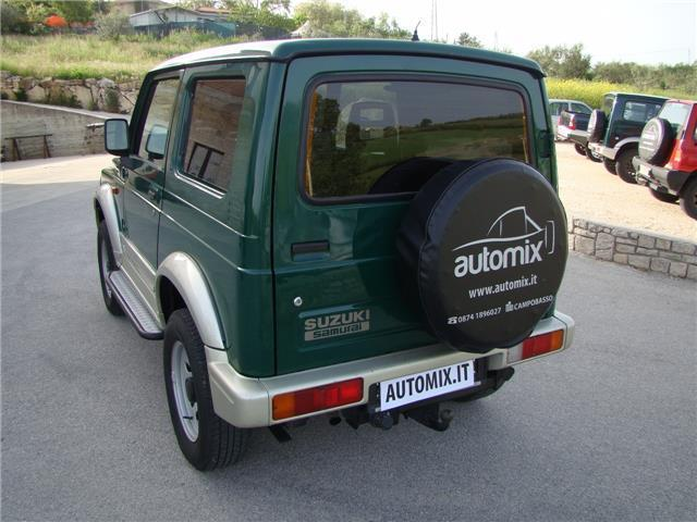 sold suzuki samurai 1 9 diesel used cars for sale autouncle. Black Bedroom Furniture Sets. Home Design Ideas