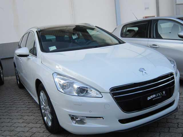 usato 2 0 hdi 163 cv aut sw allure peugeot 508 2014 km in napoli. Black Bedroom Furniture Sets. Home Design Ideas