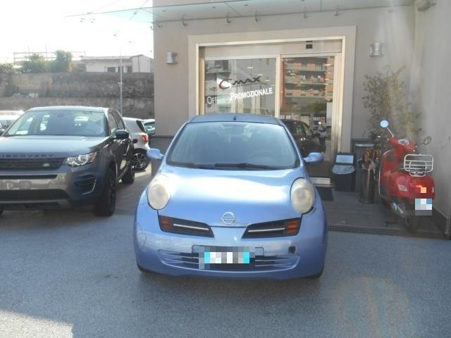 Sold Nissan Micra 1 2 5 Porte Used Cars For Sale Autouncle