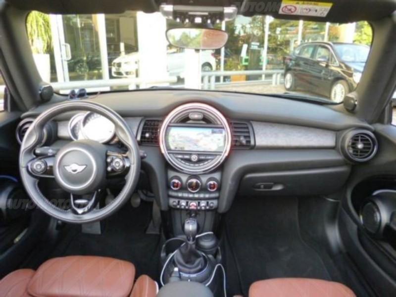 Venduto Mini Cooper D Cabriolet Cabri Auto Usate In Vendita