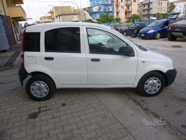 sold fiat panda 1 2 van active 2 p used cars for sale autouncle. Black Bedroom Furniture Sets. Home Design Ideas