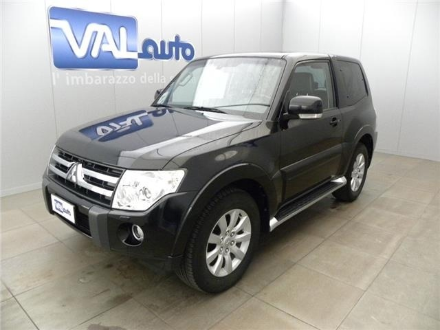 sold mitsubishi pajero 3 2 di d in used cars for sale. Black Bedroom Furniture Sets. Home Design Ideas