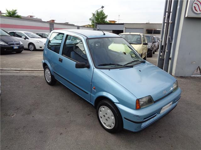 Venduto Fiat 500 1 1i Cat Hobby Auto Usate In Vendita