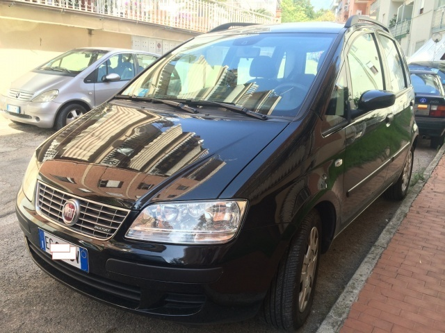 Usato usata 2010 fiat idea 2010 km in roma rm - Auto usate porta portese roma ...