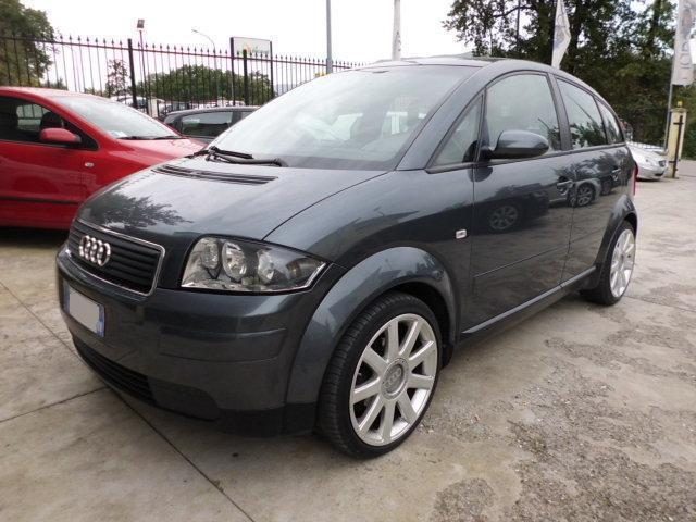 sold audi a2 1 4 tdi 75cv top te used cars for sale. Black Bedroom Furniture Sets. Home Design Ideas