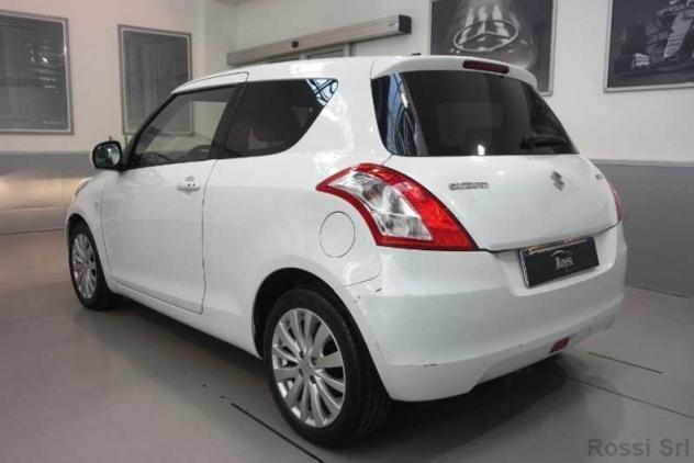 sold suzuki swift 1 2 vvt 3 porte used cars for sale autouncle. Black Bedroom Furniture Sets. Home Design Ideas